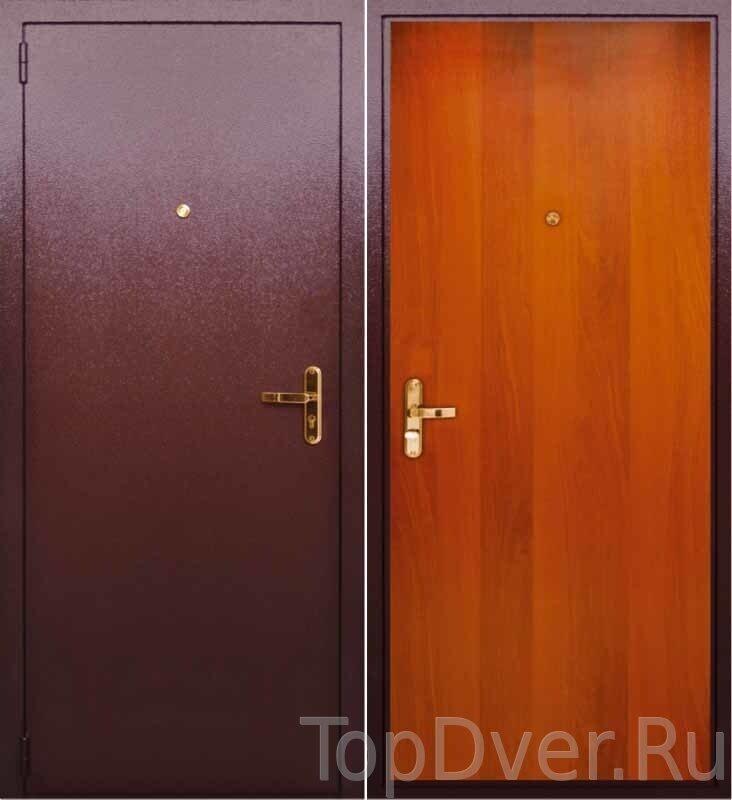 входные брон двери