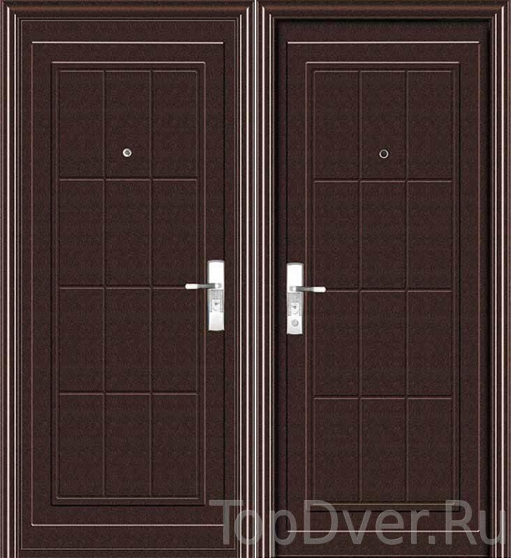 двери стальные входные произв во россии