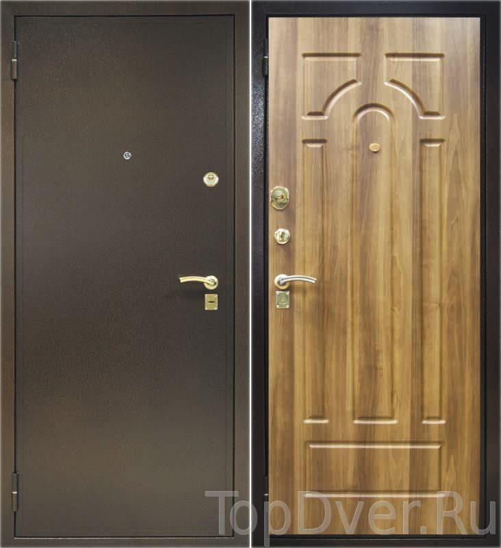 производство входных дверей из москвы