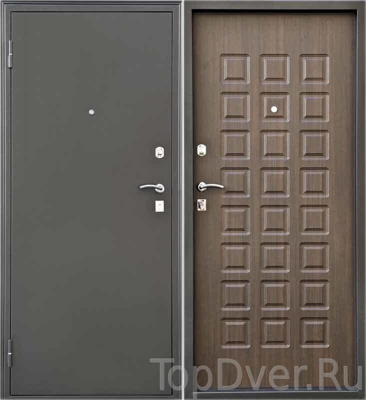 металлические двери по всей россии