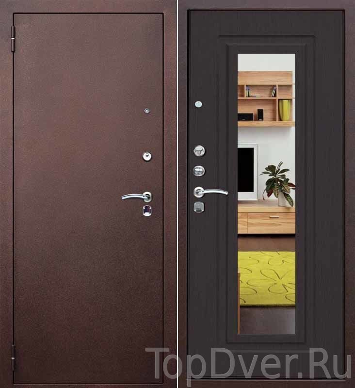 металлические двери на заказ недорого в бронницах