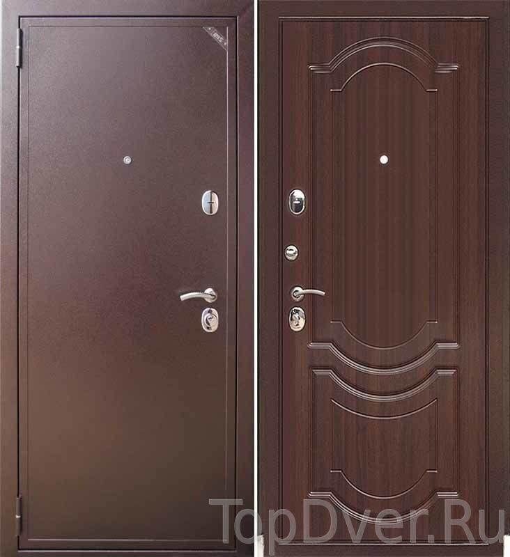 двери входные проем 1050