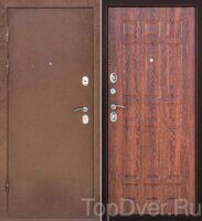 Двери CommandDoors Кантри (дуб коньяк)